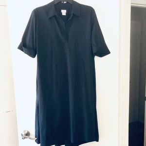 Chico's half placket short dress.